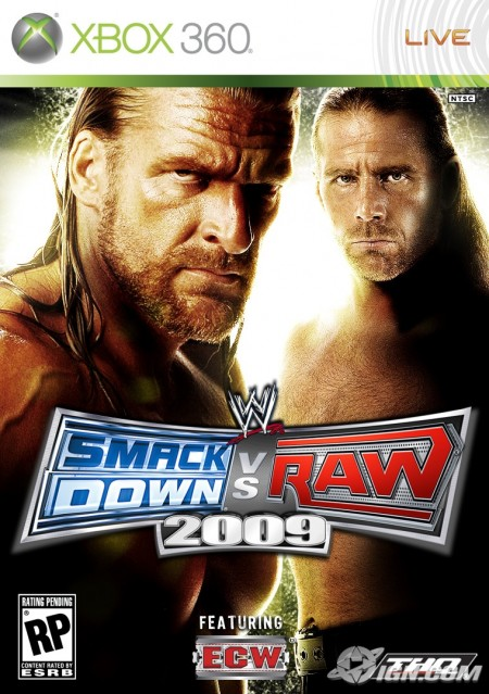 WWE Smackdown vs Raw 2009 por 5,88€